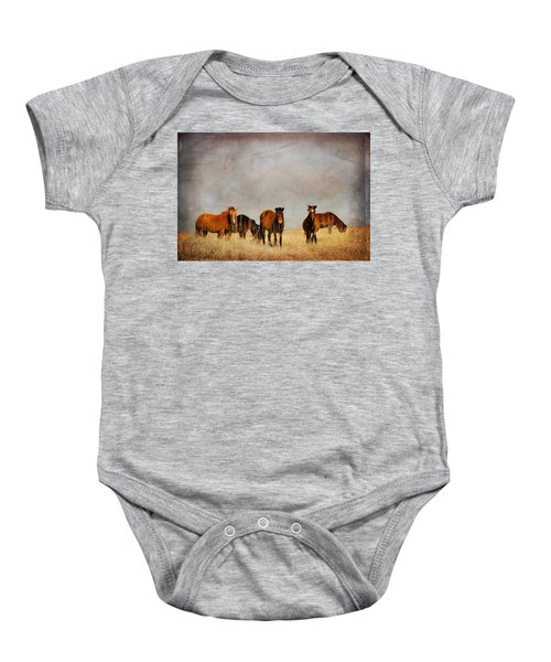 Meeting Baby Onesie