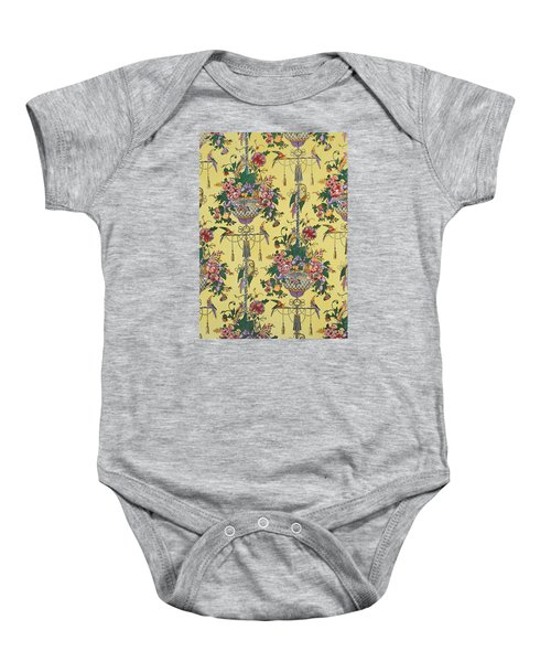 Melbury Hall Baby Onesie by Harry Wearne