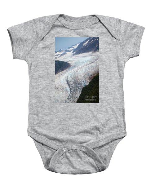 Mendenhal Glacier Baby Onesie