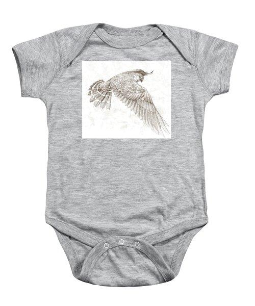 Merlin Baby Onesie