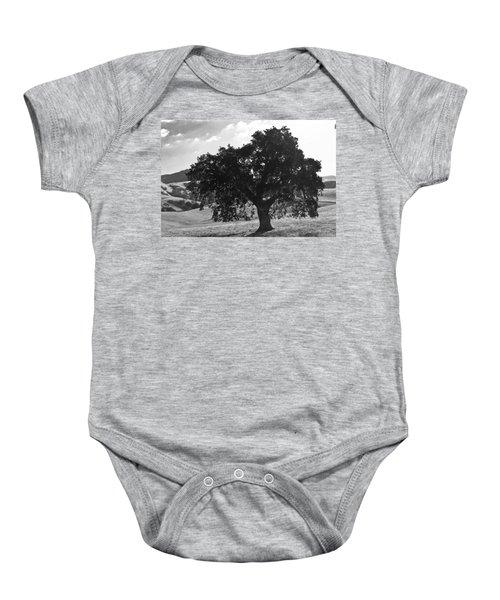 Mighty The Oak Baby Onesie