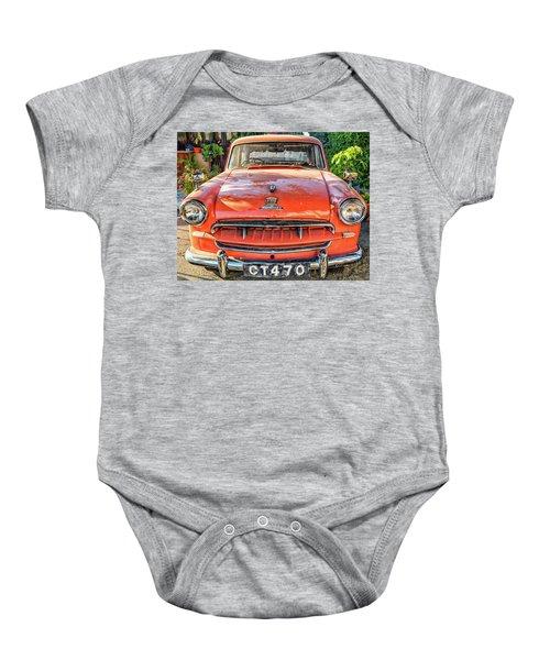 Miki's Car Baby Onesie