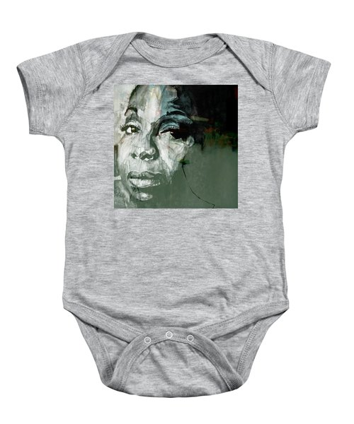 Mississippi Goddam Baby Onesie by Paul Lovering