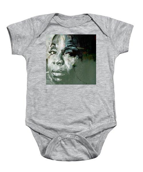 Mississippi Goddam Baby Onesie
