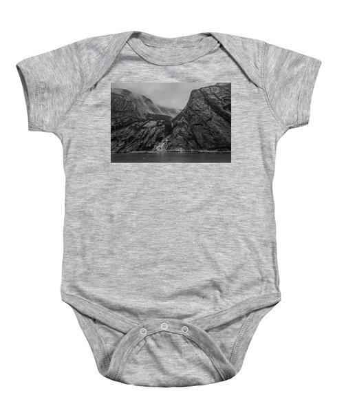 Misty Fjord Baby Onesie