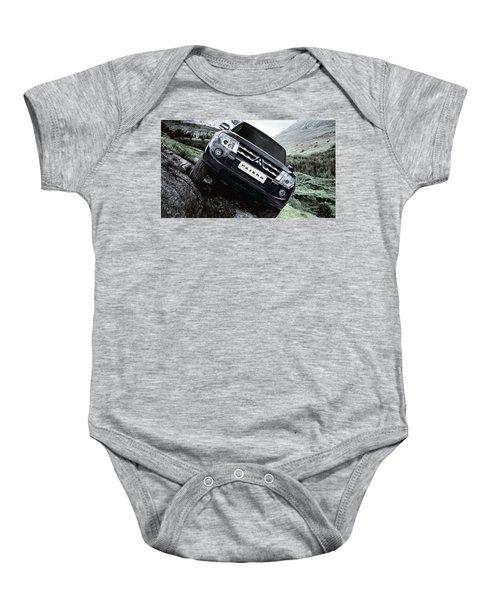 Mitsubishi Pajero Baby Onesie
