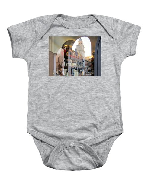 Baby Onesie featuring the photograph Modena, Italy by Travel Pics