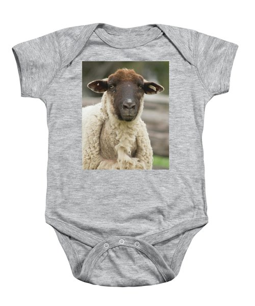 Moma Sheep Baby Onesie
