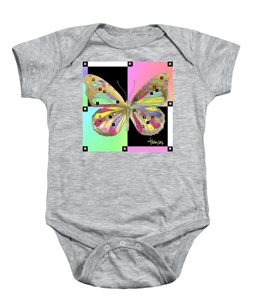 Moment Of Transformation II Baby Onesie