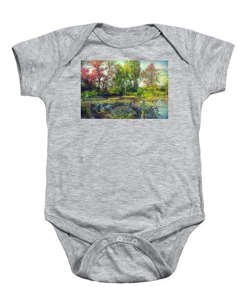 Monet's Afternoon Baby Onesie