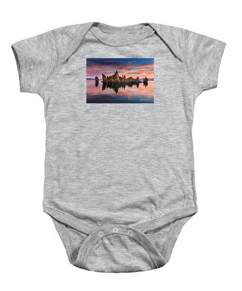Mono Lake Baby Onesie