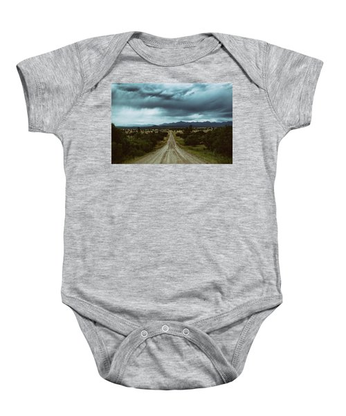 Monsoons From The Meadows Baby Onesie