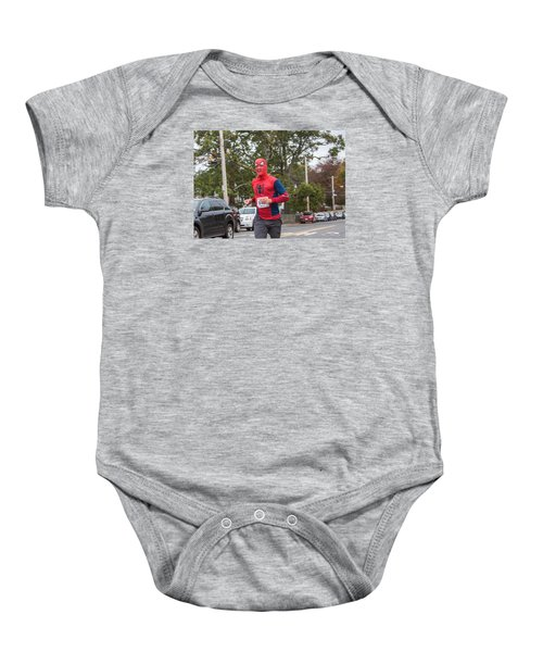 Monster Dash 43 Baby Onesie