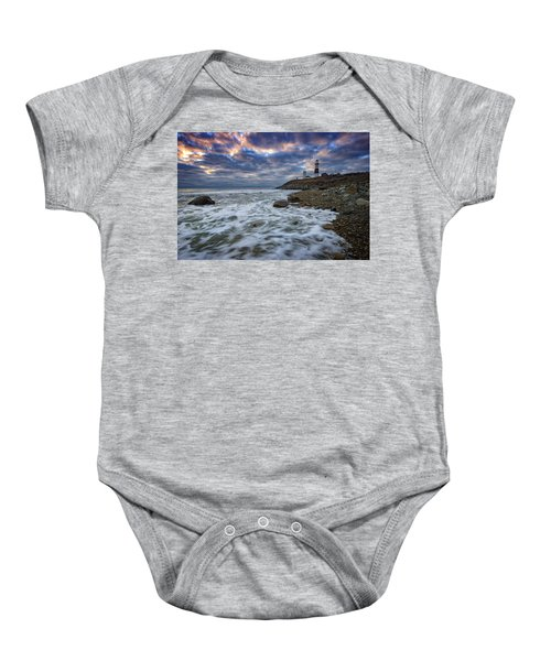 Montauk Morning Baby Onesie