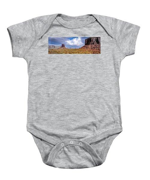 Monument Valley Mittens Baby Onesie