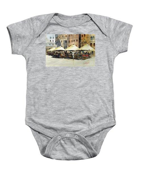 Morning Market Baby Onesie