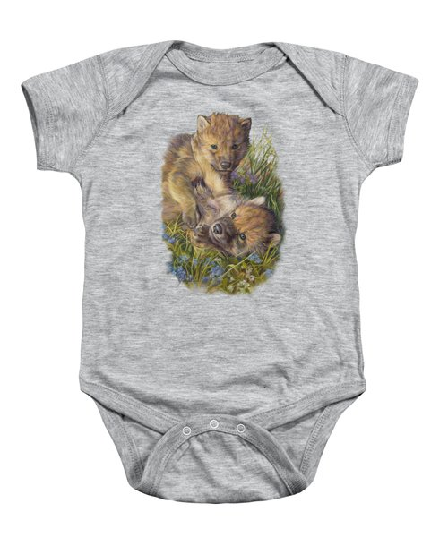Morning Play Baby Onesie