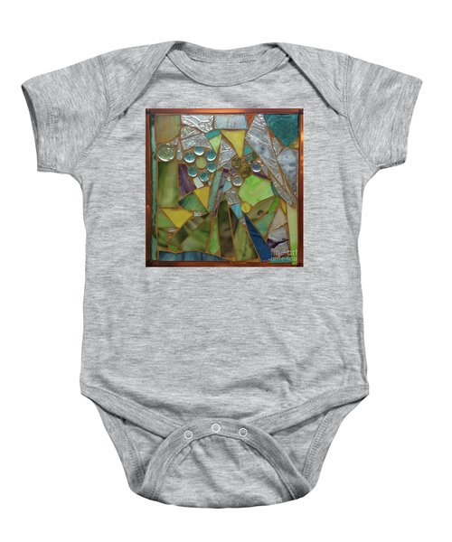 Mosaic Baby Onesie