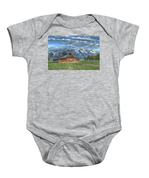 Moulton Morning Baby Onesie