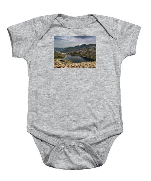 Mountain Hike Baby Onesie
