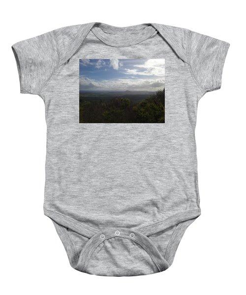 Mt Coolum Baby Onesie