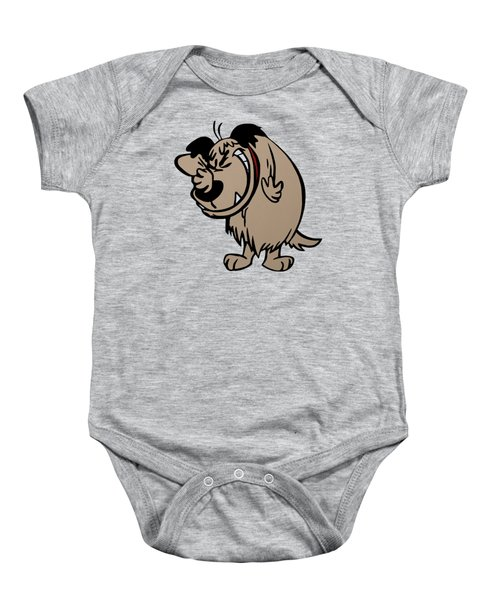 Muttley Baby Onesie by Ian King