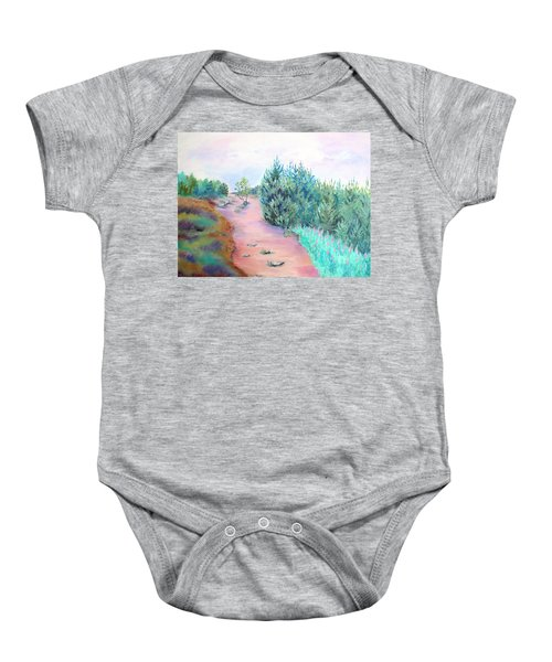 My Favourite Place II Baby Onesie