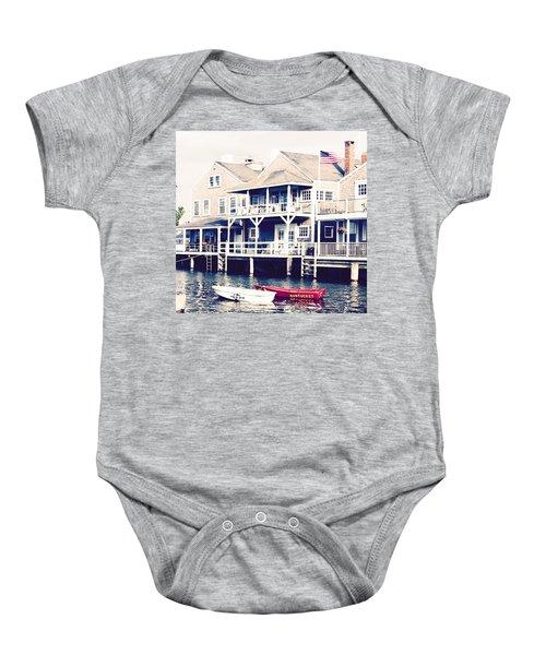 Nantucket Days Baby Onesie