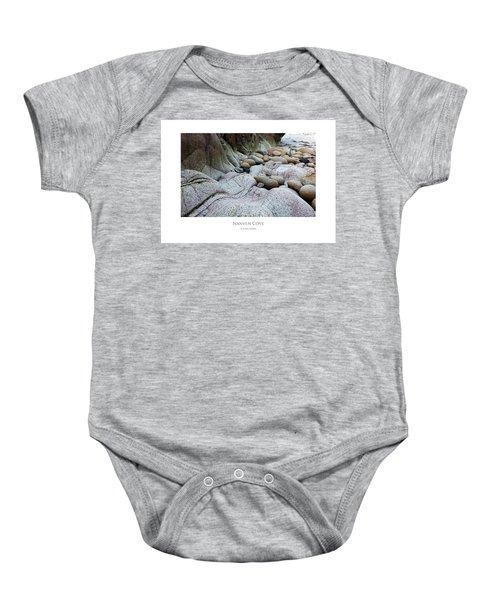 Nanven Cove Baby Onesie