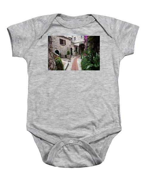 Narrow Streets, Eze Baby Onesie