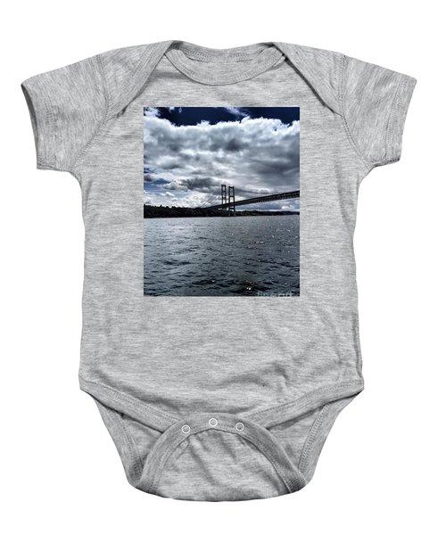 Narrows Bridge Baby Onesie