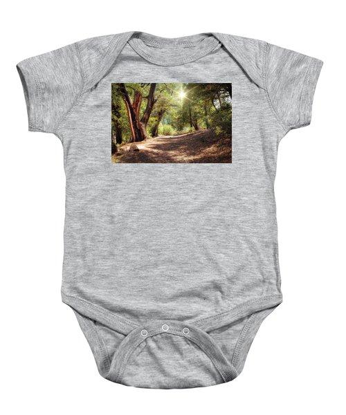 Nature Trail Baby Onesie
