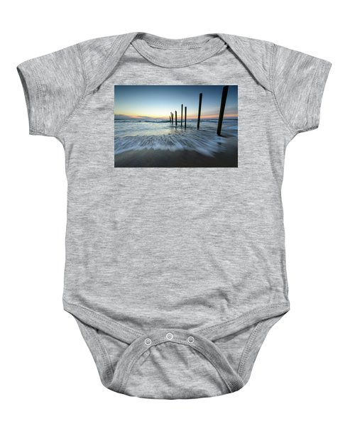 Nautical Mystique Baby Onesie