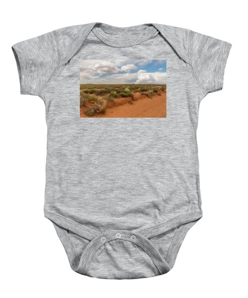 Navajo Reservation Baby Onesie