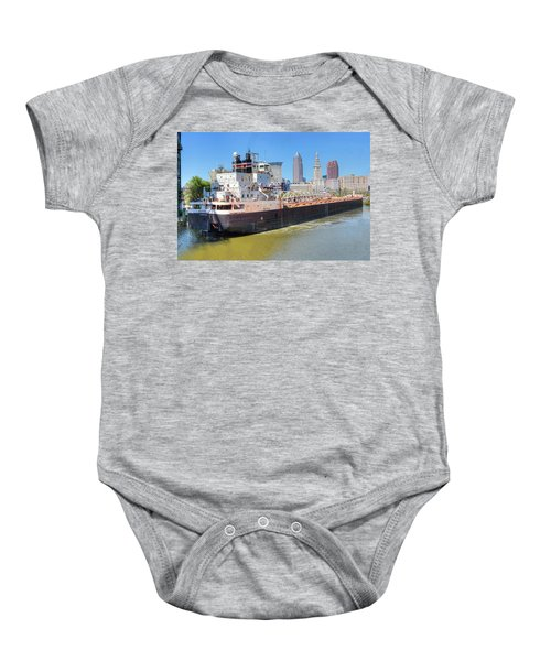 Navigating The Cuyahoga Baby Onesie