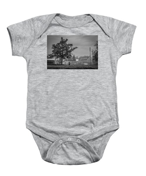 Nearly All Gone Baby Onesie