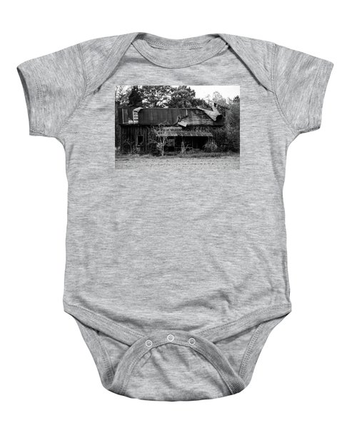 Neglect Baby Onesie