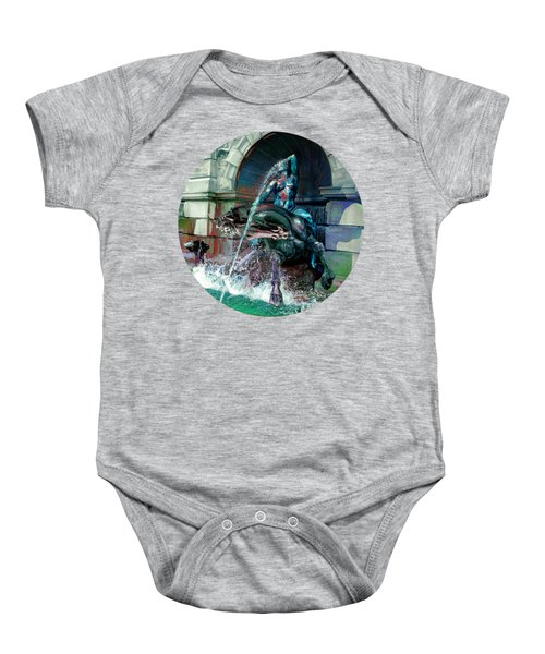 Neptune Nymph 2 Baby Onesie