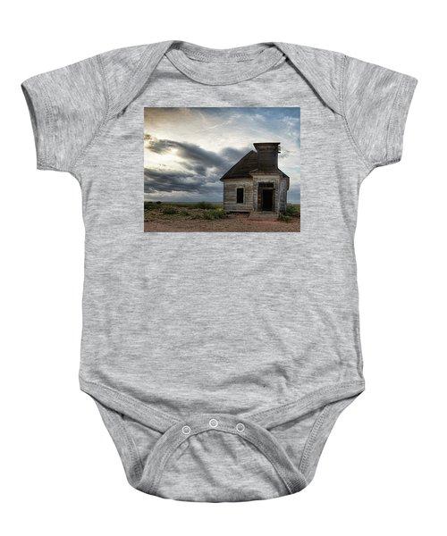 New Mexico Church Baby Onesie