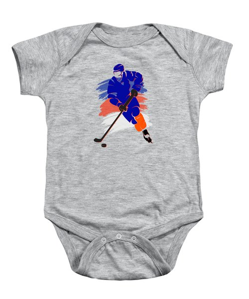 New York Islanders Player Shirt Baby Onesie
