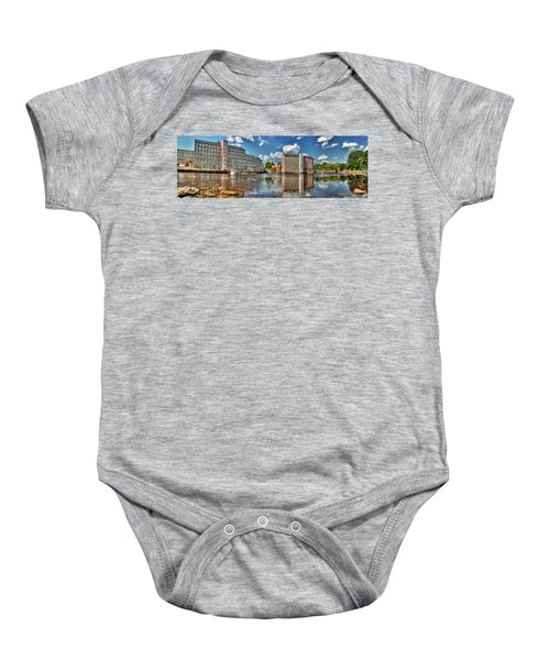 Newmarket Mills Baby Onesie