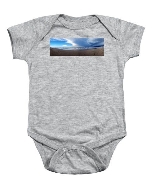 Nicki At Port Aransas Baby Onesie