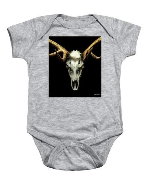 No One Gets Out Alive Baby Onesie