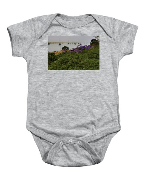 No Wind For Sailing Baby Onesie