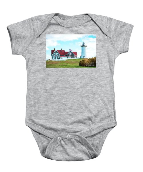 Nobska Light Baby Onesie