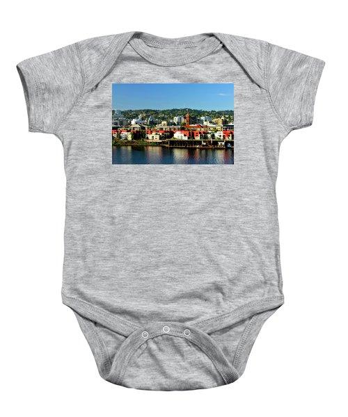 Northwest Portland Baby Onesie