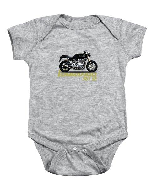 Norton Commando 961se Baby Onesie