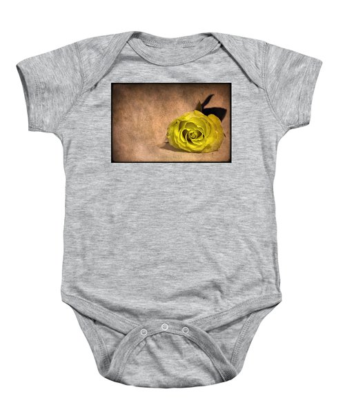 Nothing Left To Say Baby Onesie