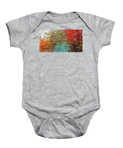 Now Or Never Baby Onesie