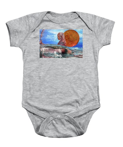 Nubian Dream  Baby Onesie